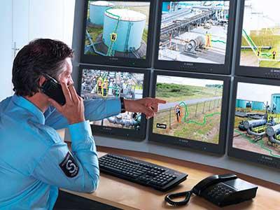 IP-системы видеонаблюдения - Услуги TSM-Стандарт