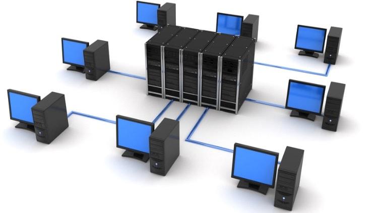 Проектирование локально-вычислительных сетей