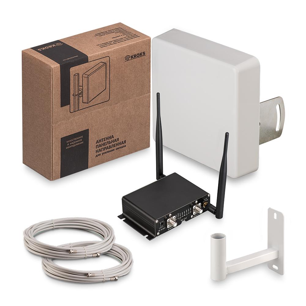 Комплект усиления 3G/4G интернета KSS15-3G/4G-MR MIMO